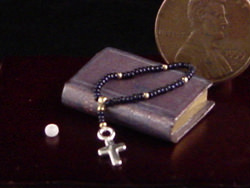 miniature Catholic Rosaries