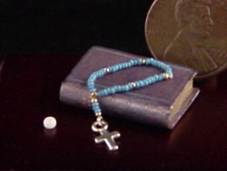 dollhouse Catholic Rosary