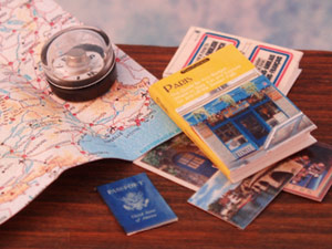 dollhouse travel guides and maps