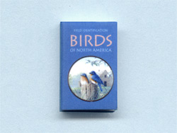 dollhouse bird book