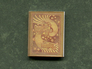 miniature poetry book